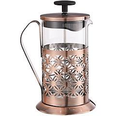 Cafetera vidrio 600 ml Transparente
