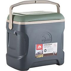 Cooler 30 litros Gris