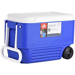 Cooler 38 litros Azul