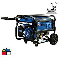 Generador a gasolina 2,2 Kw man