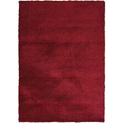 Alfombra Shaggy Elastic 160X230 cm rojo
