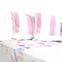Juego de sábanas 180 hilos purple 2 plazas
