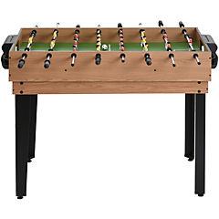 Mesa de juego 4 en 1 124x61x81 cm