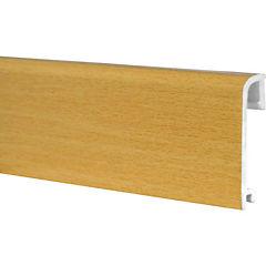 Guarda polvo dv 80 2,5m x 80mm haya caja 10un