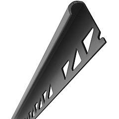 Esquinero para ceram curvo 8mmx2,5mt aluminio