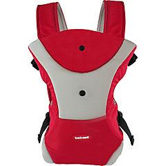 Porta bebé B009 rojo