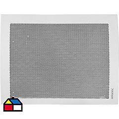 Calefactor eléctrico 1.000 W 51x65 cm