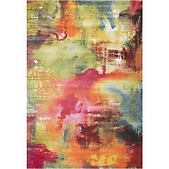 Alfombra Inusual Colores 80X150 cm