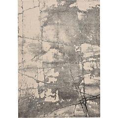 Alfombra Joint Arte Gris 80X150 cm
