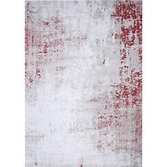 Alfombra Jagger Diseño Roja 160x230 cm