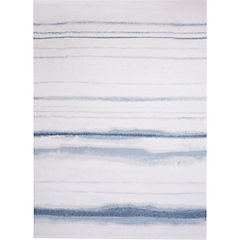 Alfombra Jagger Líneas Azul 160x230 cm