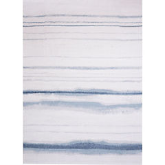 Alfombra Jagger Líneas Azul 140x200 cm