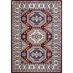 Alfombra Kazak II Claret Red 133X190 cm