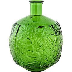 Jarrón Jungla 44 cm verde