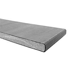Tabla term gris 3,68 m
