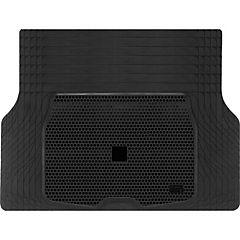 Pisos de goma Automovil/maletero 1 pieza negro