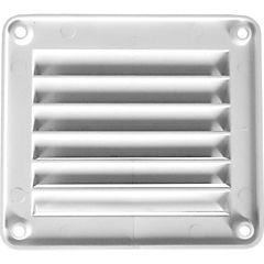 Celosia ventilación 10x10 cm caja 25 unidades blanca