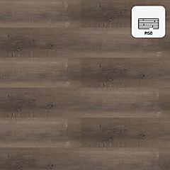 Piso laminado 121,6x19,6 cm 1,90 m2