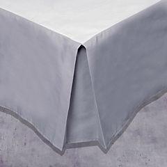 Faldón 2 plazas gris