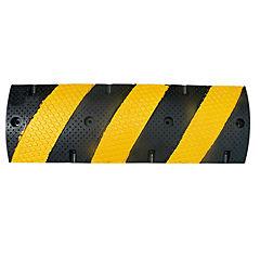 Lomo de toro 90cmx30cmx5cm negro/amarillo
