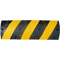 Lomo de toro 180cmx30cmx5cm negro/amarillo