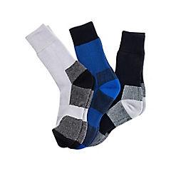 Pack 3 pares de calcetínes técnico