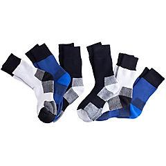 Pack 6 pares de calcetínes técnico