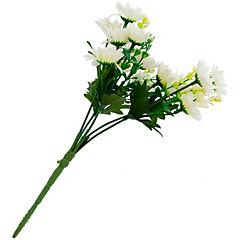 Ramo girasol silvestre blanco
