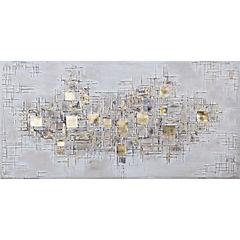 Oleo abstracto 70x140 cm