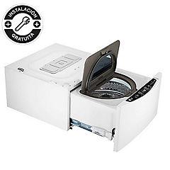 Lavadora carga superior 2 kg blanco