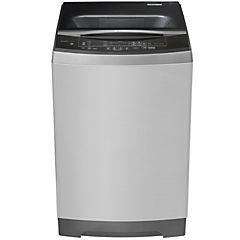 Lavadora carga superior 12 kg gris