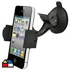 Soporte universal para smartphones 3,5'' a 4,3''