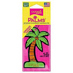 Aromatizante palmera fragancia coco-guinda
