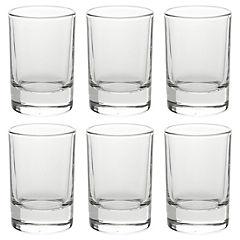 Set 6 Vasos Shot 5 cl
