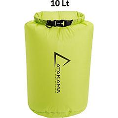 Bolsa seca verde 10 lt