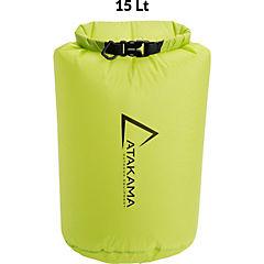 Bolsa seca verde 15 lt