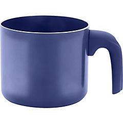 Lechero 14 cm azul