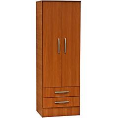 Closet 61,7 X 48,5 X 182,5 + 2 puertas + 2 cajones melamina