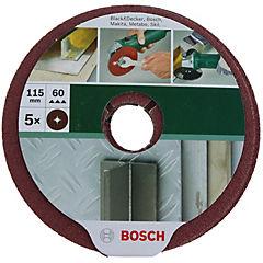 Fibro disco 115mm, grano 60
