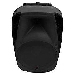 Parlante karaoke portatil 15