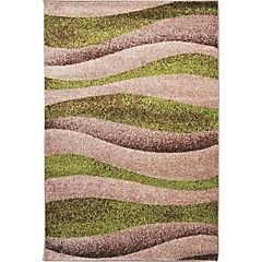 Aflombra Vienna Relieve 133x180 cm verde