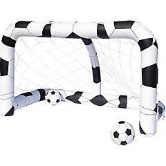 Arco de futbol inflable