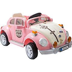 Auto escarabajo rosado
