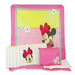 Set de cuna Disney Minnie Mouse rosado