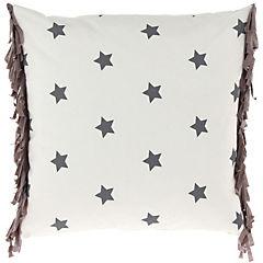 Cojín estrella 45x45 cm