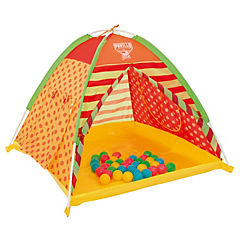 Carpa Play Land con Pelotas 112x112x90 cm