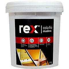 Cola fría madera tineta 20 kg