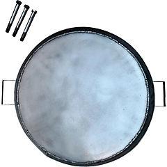 Disco arado auténtico para cocinar/ paellero