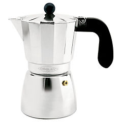 Cafetera alu 6 tazas