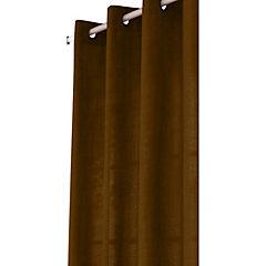 Cortina petrohue 140x220 cm café